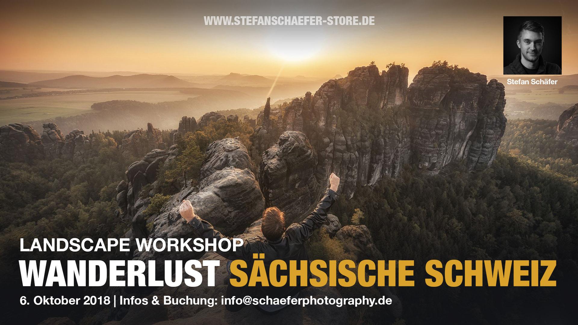 Sächsische Schweiz Foto Workshop