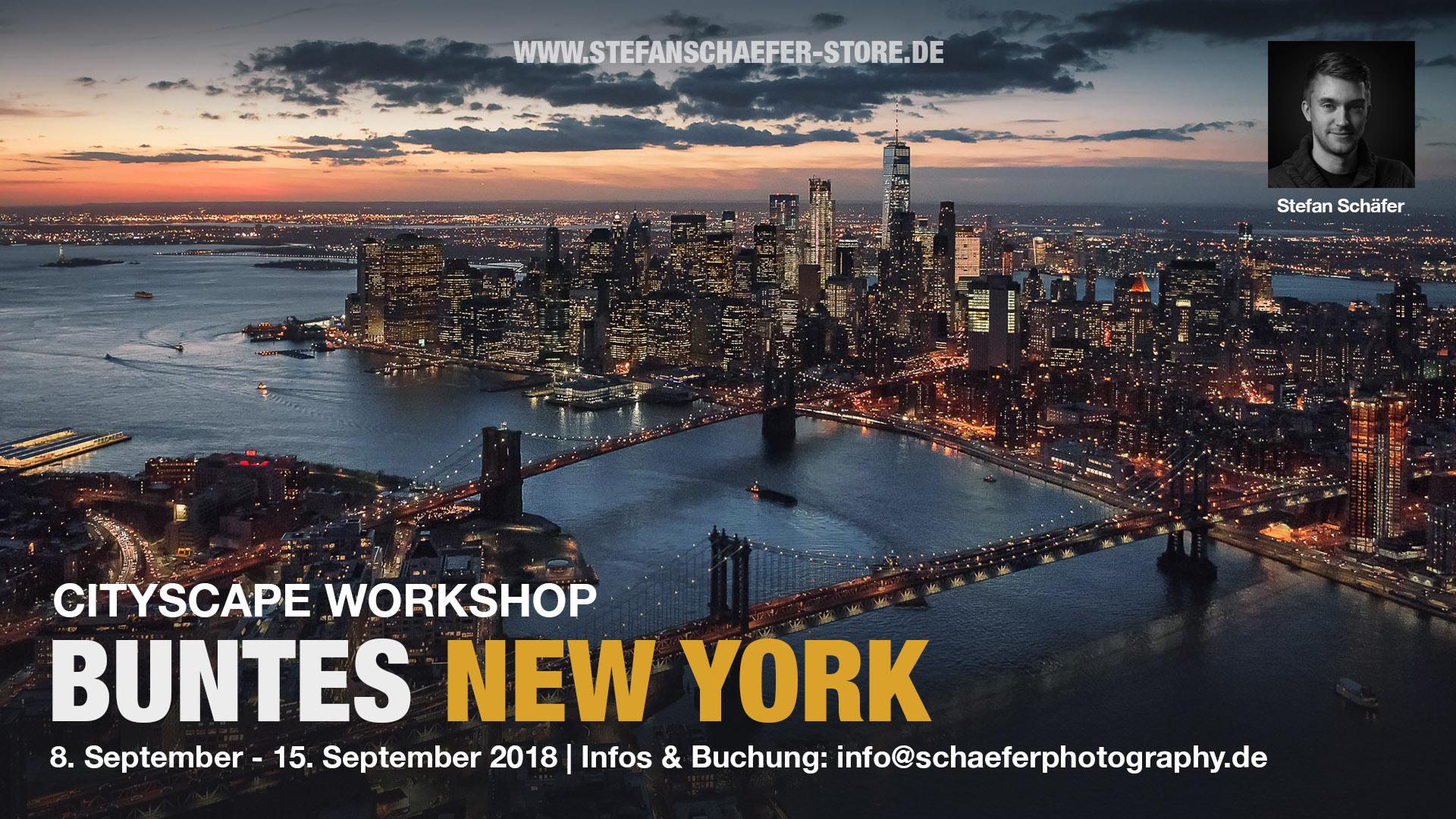 New York Foto Reise